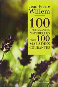 Couverture d'ouvrage: 100 ordonnances naturelles pour 100 maladies courantes