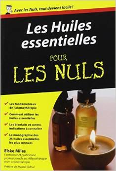 Couverture d'ouvrage: Huiles essentielles poche pour les Nuls