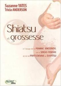 Couverture d'ouvrage: Shiatsu et grossesse