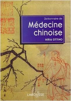 Couverture d'ouvrage: Dictionnaire de médecine chinoise