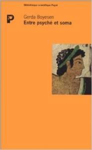 Couverture d'ouvrage: Entre psyché et soma