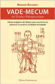 Couverture d'ouvrage: Vade Mecum de Shiatsu Thérapeutique