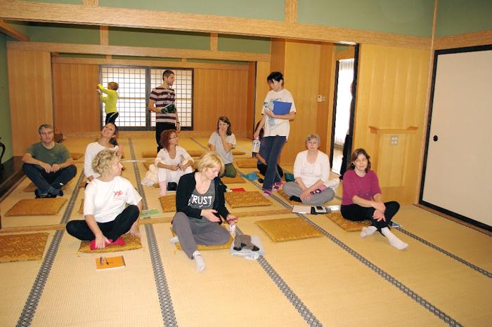 6e stage shiatsu au japon