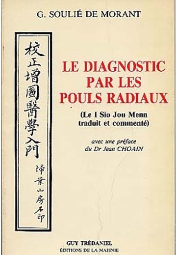 livre diagnostic par les pouls de morant