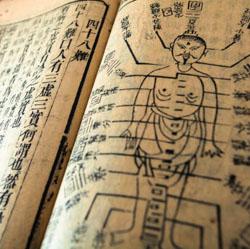 old book Ben Shen