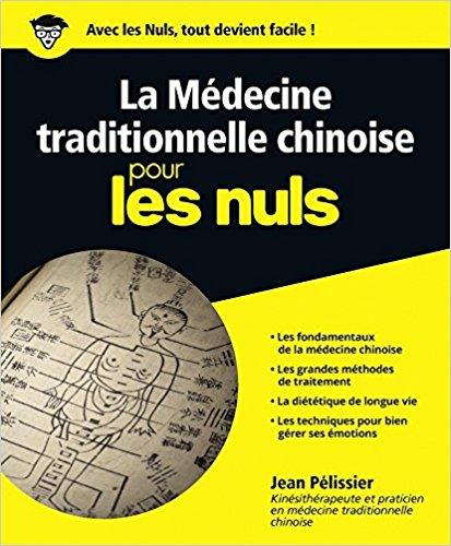 Couverture d'ouvrage: Médecine Chinoise pour les nuls