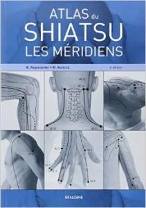 Couverture d'ouvrage: Atlas du Shiatsu - les méridiens