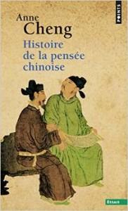 Couverture d'ouvrage: Histoire de la pensée chinoise