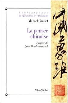 Couverture d'ouvrage: La pensée chinoise