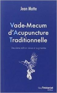 Couverture d'ouvrage: Vade-mecum d'acupuncture traditionnelle
