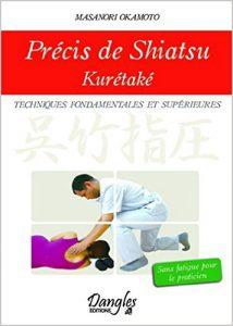 Couverture d'ouvrage: Précis de Shiatsu Kurétaké