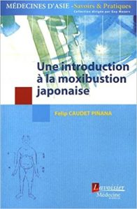 Couverture d'ouvrage : Une introduction à la moxibustion japonaise